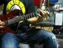 ロックマンの曲をギターで弾いてみた