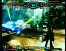 GGXXAC 2007 東西対抗23on23 壁際のDC(ジョニー) VS にが(スレイヤー)