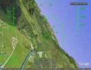 Google Earthでこんなことができるようです。