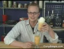 (英語音声)Thai tea smoothie - just like a Thai iced tea but colder!
