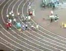 世界陸上大阪8日目 男子十種競技 全種目終了後観客に挨拶①