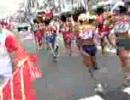 世界陸上大阪 女子マラソン 沿道観戦@鶴橋