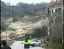 2010/02/15 イタリア南部・カラブリア州で発生した地すべり