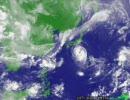 台風9号フィートウ(FITOW)