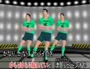 バラライカ PV いさじ with 阿部ダンサーズ カラオケ字幕付き(修正2版)