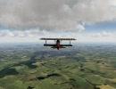 Rise of Flight フォッカーD.VIIF 試験飛行