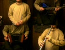 【ニコニコ動画】東方星蓮船「春の湊に」をアイリッシュ楽器等で演奏してみた。を解析してみた