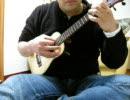 ウクレレソロでハウルの動く城、「世界の約束」を弾いてみました~!