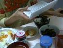 【黒Tはるか】昼飯とBX407A4