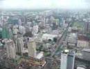 Baiyoke sky hotel bangkok thailand view