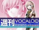 週刊VOCALOIDランキング #127 thumbnail