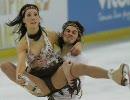 バンクーバー五輪 フィギュアスケート ちょっとエッチな画像集