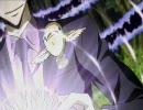 リボーン 十年後雲雀 VS 幻騎士