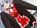 【三国志大戦3】パンチラ・モロがなきゃ駄目な御大将 黒タイツ祭り