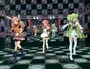【MMD】桃音モモの歌:L・M・Nユニットで『We are  POP☆CANDY!』