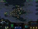 IEF2009 StarCraft nazomen vs Strelok 解説(自慢)動画