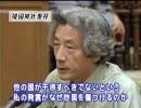 小泉純一郎首相vs靖国・郵政反対派