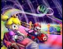 マリオカートダブルダッシュ!!&Wii-レインボーロード リミックス