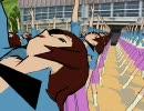 【MikuMikuMob】ホメ春香さん(約100人)で忙しい人のためのラジオ体操第一