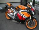 【バイク】CBR1000RR[SC59]レプソルカラー【排気音】