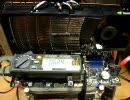 NVIDIA GeForce GTX480(GF100)デモ