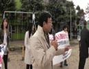 (2/6)朝鮮総連と癒着して市民デモを危険に晒す  京都府警