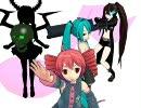 重音テト「ブラック★ロックシューター」PV