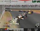 (GTR2) ブレーキの効かないF1GP-2009 (効