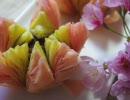 【春らしく】富貴牡丹酥(牡丹のパイ)作ってみた【1周年記念】