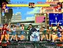 麻宮アテナ超必殺技(KOF'94~2002)