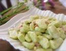 【春らしく】そら豆のニョッキを作ってみた【1周年記念】