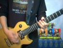 【TAB有】「けいおん!!」のOPの「GO!GO!MANIAC」をテレビ音源で弾いてみた。