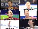 2009-2010 シーズン 浅田真央SP比較動画(