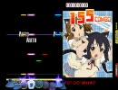 【DTX】けいおん2期OP GO! GO! MANIAC【作ってみた】