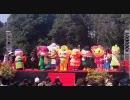 【せんとくん】20100403みやび祭ゆるキャラステージ1