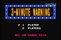 【無料】3-minute warning    ~NFL on GAORA 番外編~ week00