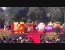 【まんとくん】20100403みやび祭ゆるキャラステージ3