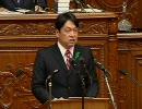 4.20 衆議院本会議 小野寺議員、LOOPY発言に言及