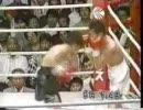 辰吉丈一郎 vs ビクトル・ラバナレス Ⅰ2of3