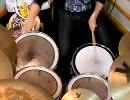 【けいおん!!】 GO!GO!MANIAC (FULL) 叩いてみた (ドラム譜つき)