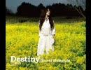 『Destiny-太陽の花-』を歌ってみた♪【