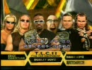 WWE  TLC Part2  エッジ&クリスチャンvsダッドリーズvsハーディーズ