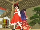 【MMD】東方漢娘祭!!よっしゃあ漢唄!