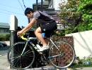 【自転車】フォームチェック(ステム位置変更前Ver.)