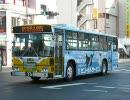 【日野】群馬中央バスP-HT235BA走行音【ブルーリボン】
