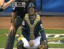突如イップスの症状が出たMLBのキャッチャー【MLB.comより】