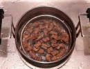 スモーク豚白モツ n番煎じのゆっくり料理 No.049