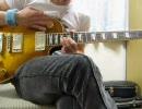 B'z さまよえる蒼い弾丸をギターで弾いてみた。