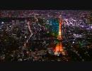 【改正】日本夜景めぐり【東京】(30分)512x288-VP6