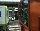2010年5月16日 201系H4編成さよなら運転 高麗川駅入線
